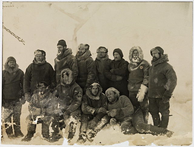 Fram expedition crew